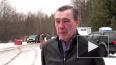 Глава Гончаровского поселения рассказал о работе полицей...