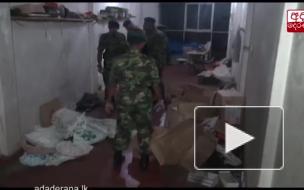 На Шри-Ланке задержаны двое главных подозреваемых в организации терактов