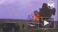 Опубликовано видео крушения самолета А-22 в Красноярском ...