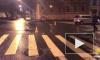 Пенсионерка попала под колеса иномарки в центре Петербурга