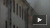 пожар на 5-й линии В О Санкт Петербург