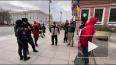 На Малой Садовой одиночными пикетами поддержали крымских ...