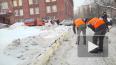 Смольный отчитался об уборке Петербурга от снега: ...