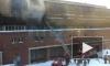 Во время пожара в Газетном комплексе пострадали три человека, один погиб