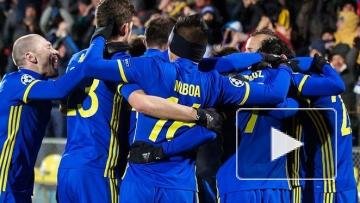 «Ростов» победил «Баварию» в матче Лиги чемпионов