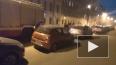 На Дегтярной улице ночью сгорел автомобиль