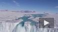 Завораживающее видео рек и водопадов из Антарктиды ...