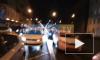 Из-за визита Медведева в Петербург в городе случился транспортный коллапс