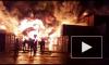МЧС:площадь горения в ангаре на Московском шоссе достигла700 кв.метров