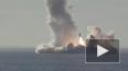 """Опубликовано видео первого залпового пуска ракет """"Булава..."""