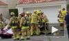 Видео из Калифорнии: При крушении вертолета на жилой дом погибли три человека