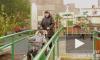 Детские площадки на Васильевском острове обустраивают для инвалидов