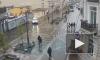 Полиция разняла пьяных оппонентов на 1-ой Советской улице