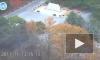 Эпичное видео: Солдат КНДР под пулями прорвался через границу в Южную Корею
