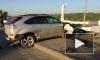 """Пьяный водитель на """"Лексусе"""", устроивший в Омске 4 аварии за полчаса, до этого 64 раза нарушал правила дорожного движения"""