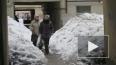 Синоптики Питера обещают Смольному мало снега этой зимой