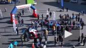 SMP Racing болиды в Выборге