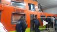 Видео: В Мексике в метро столкнулись два состава