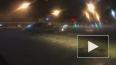 Видео: эвакуатор с машиной на борту устроил дрифт ...