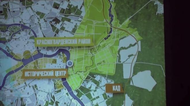 Широкие набережные, новые мосты и подземные тоннели. Инновации от «Охта центра»