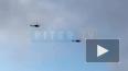В небе над Девяткино петербуржцы заметили ударные ...