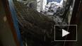 Видео: в Рязани обрушился потолок жилого дома, но ...