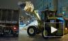 СПб Водоканал: снегоплавильня растопит грузовик снега за 3 минуты