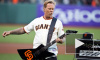 Metallica выступила на бейсбольном матче