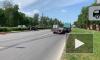 Легковушку отбросило на другую сторону дороги при столкновении с тягачом