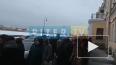 Сотни петербуржцев выстроились в огромную очередь ...