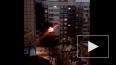 Видео: на Суздальском проспекте в жилом доме загорелась ...