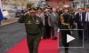 """На Адмиралтейских верфях торжественно подняли флаг на подводной лодке """"Новороссийск"""""""