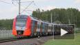 Из Петербурга в города Ленобласти будет ходить поезд ...