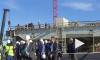 Из-за съезда с ЗСД на Наличной появится новый светофор и зоны с запретом стоянки