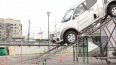 Mitsubishi проверили на бездорожье
