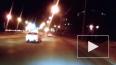 На Выборгской набережной водитель сломал ногу в ДТП