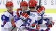 Россия вырвала победу у США на молодежном ЧМ по хоккею ...