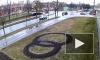 На Тверской улице в Колпино столкнулись две иномарки: есть пострадавшие