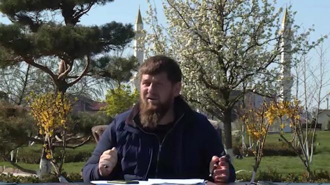 Рамзана Кадырова госпитализировали в Москву с подозрением на коронавирус