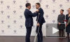 Костыли и сломанная нога: как Билан получил звание Заслуженного артиста России
