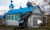 В Миассе два пьяных военных на ВАЗе проломили стену храма, есть раненые