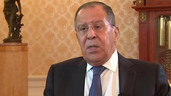 """Лавров оценил введение новых санкций США против """"Северного потока-2"""""""