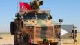 Турецкие войска захватили населенный пункт в Сирии