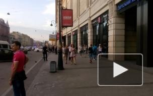 """Два шутника """"заминировали"""" Московский вокзал, отель, кафе и целую улицу"""