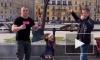 Блогеры решили приготовить шашлыки в центре Петербурга