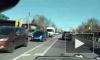 Подробности ДТП с автобусом и фурой на Выборгском шоссе: женщина получила травмы