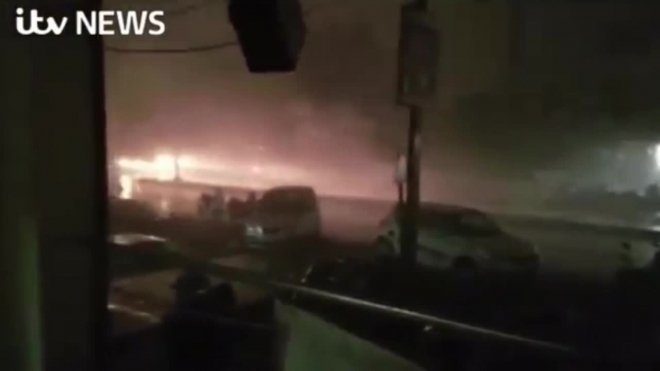 Песчаная буря в Индии унесла более 100 жизней, более 250 получили ранения