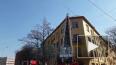 На набережной реки Смоленки сгорела квартира на третьем ...