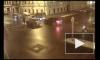 «Жигули» атаковали «Volvo» и смертельно напугали девушку на тротуаре