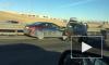 Видео: На КАД столкнулись две машины